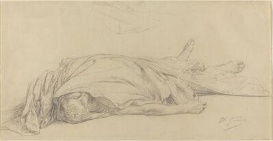 Jean-Léon Gérôme, 'The Dead Caesar', ca. 1859