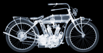 Nick Veasey, 'Indian Motorcycle, Ed. 3/25', 2014