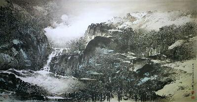 Koo Mei 顧媚, 'Moonlight Serenade 清流明月', 2014