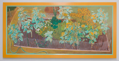 Patricia Patterson, 'Sunflower Bed', 1991