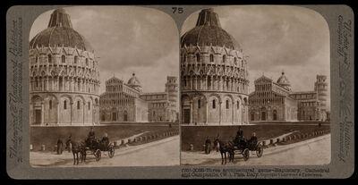 Bert Underwood, 'Three architectural gems', 1900