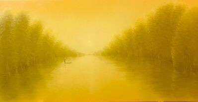 Bui Van Hoan, 'An afternoon along the river', 2020