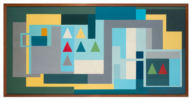 Roberto Burle Marx, 'Untitled', 1953