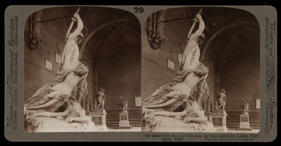 Bert Underwood, 'The Rape of Polyxena, Loggia dei Lanzi, Florence', 1900