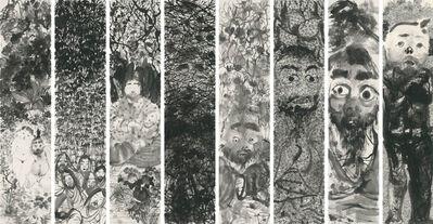 Li Jin 李津, 'Ink Adepts 墨道组画', 2016