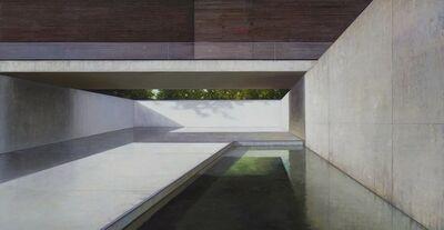 Jens Hausmann, 'modern house, 25', 2016