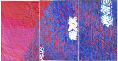 Titina Maselli, 'Tramonto in città ', 1988