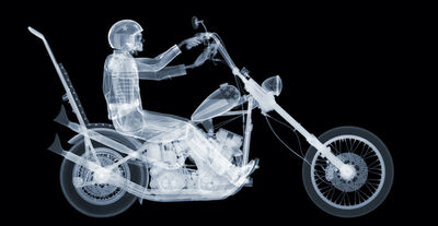 Nick Veasey, 'Easy Rider', 2015