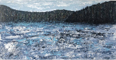 SylT, '2C The Lake From Ice to Water', 2021