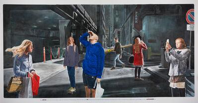 Muntean & Rosenblum, 'Untitled (They stood for so long...)', 2016