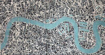 Barbara Macfarlane, 'Sulphur Thames', 2016