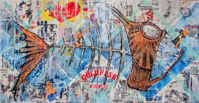 Ludmilla Radchenko, 'I was not a Sardin', 2015