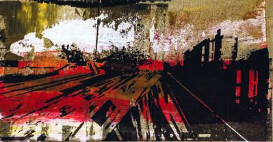 Janos Korodi, 'Motion Print 10', 2016