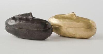 """Aldus, '""""Him & Her"""" Pair of Decorative Boxes', 2013"""