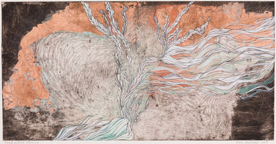 Resa Blatman, 'Hand-altered Etching 15', 2018