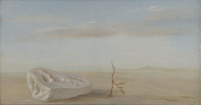 Helen Lundeberg, 'Untitled Composition (Landscape)', 1948