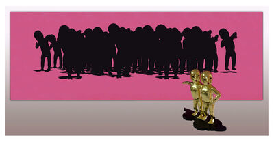 Chintan Upadhyay, 'WHO IS RESPONSIBLE FOR MY LOST FRIENDS?', 2008
