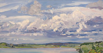 Dorothy Knowles, 'Passing Storm Clouds (OC-52-83)', 1983