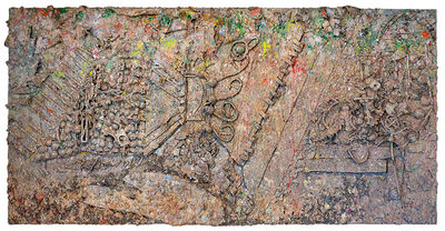 Larry Poons, 'Monarch', 1991
