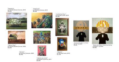 Various Artists, 'I of LA Virtual Wall 6', 2020