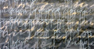 Bunny Burson, 'Letter Last (I)', 2013