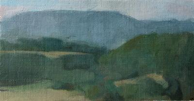 Clare Haward, 'Landscape (Civita I)', 2015