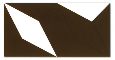 Lygia Clark, 'Modulated Surface No 2', 1958