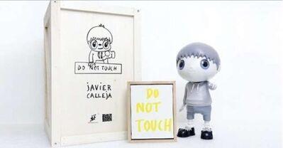 Javier Calleja, 'Do Not Touch (Orange)', 2020
