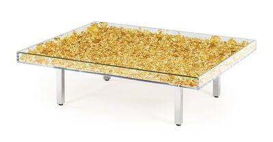 Yves Klein, 'Table « Monogold »', 1961