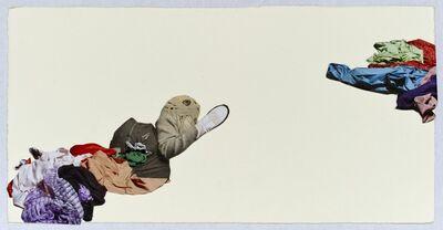 Bettina Hubby, 'Laundry's reach', 2013