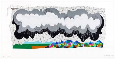 Luis Cruz Azaceta, 'CLOUD', 2014