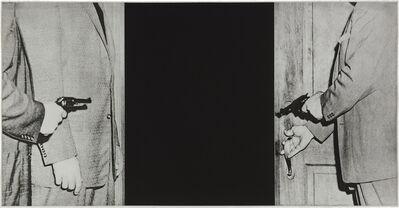 John Baldessari, 'Large Door, from Hegel's Cellar (S. 1986.01H, H. 28)', 1986