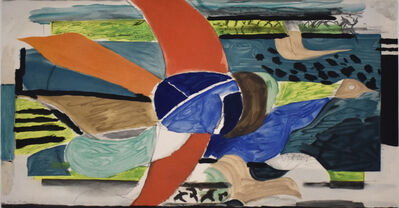 Georges Braque, 'Multicolour Bird | Oiseau Multicolore', 1950