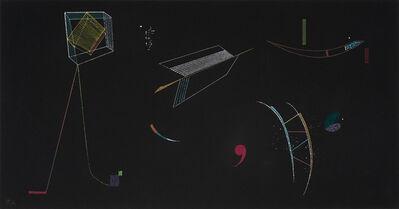 Wassily Kandinsky, 'Lines', 1939
