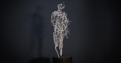 Stefanie Welk, 'Läufer', 2014
