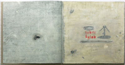 Ward Schumaker, 'Tuber and Glob (select pages featured)', 2004