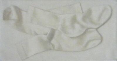 John Folchi, 'White Socks', 2020