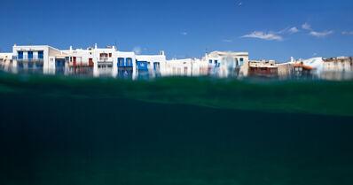 Ha Eul, 'Amphibious Eye Project Mykonos', 2014