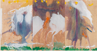 Helen Frankenthaler, 'Book of Clouds', 2007