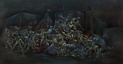 Kurt Seligmann, 'Romantic Fued', 1947