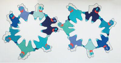 Caroline Wells Chandler, 'Blue Wave', 2018