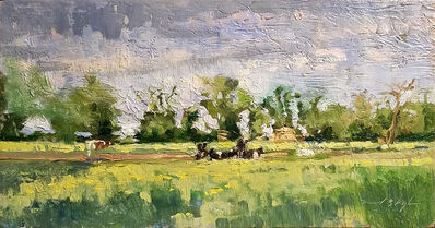 Michael Doyle, 'Cows Meadow', 2018