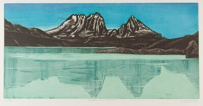 Jeffrey Makin, 'Cradle Mountain', 2004