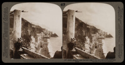 Bert Underwood, 'Amalfi and the sea', 1900