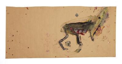 Martha Jungwirth, 'Das Tier', 2020