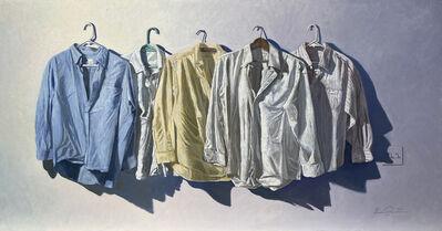 Eric Forstmann, '5 Shirts at 7:41 p.m.', 2021