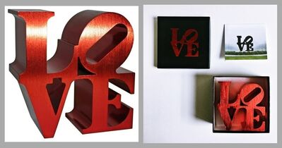 Robert Indiana, 'LOVE (Artist Authorized for the Indianapolis Museum of Art)', 2011