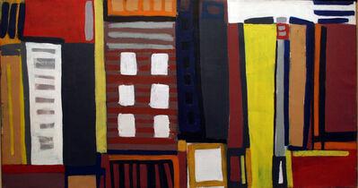 George Vranesh, 'City Street', 1956