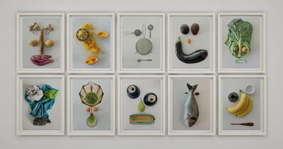 Alexandre da Cunha, 'Faces', 2020