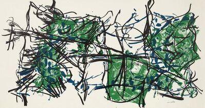 Jean-Paul Riopelle, 'Album 67 no.2', 1967